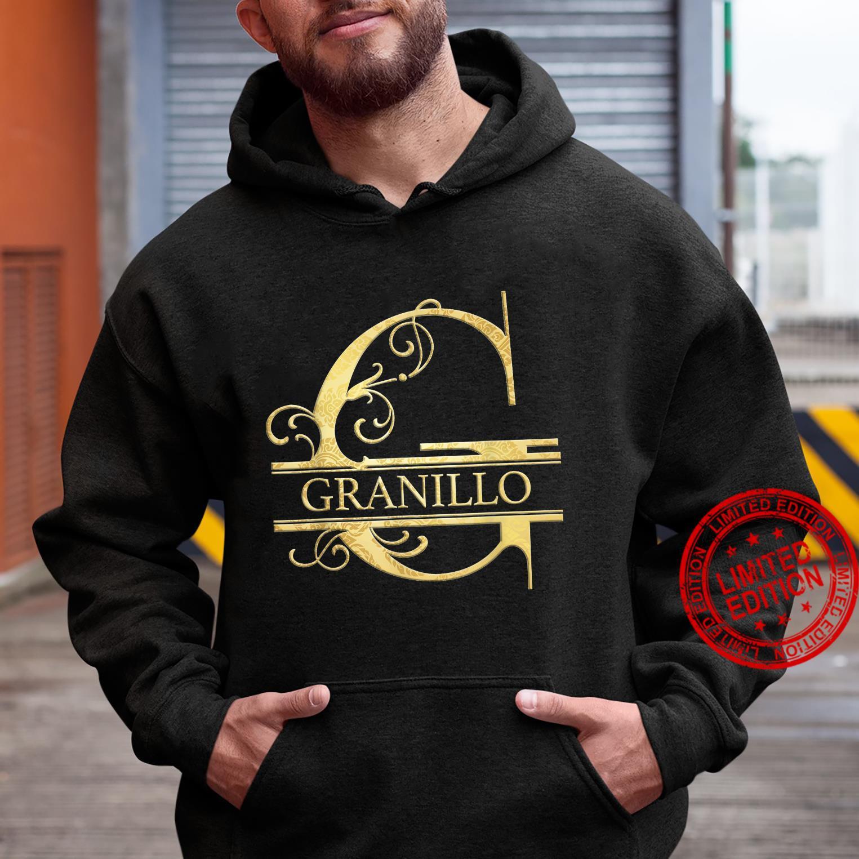 Granillo Name Shirt hoodie