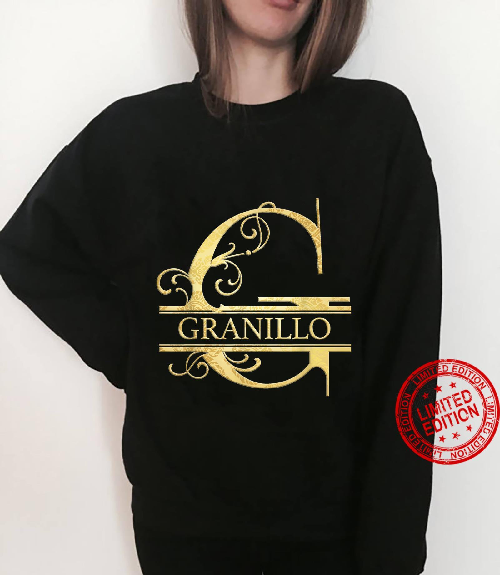 Granillo Name Shirt sweater