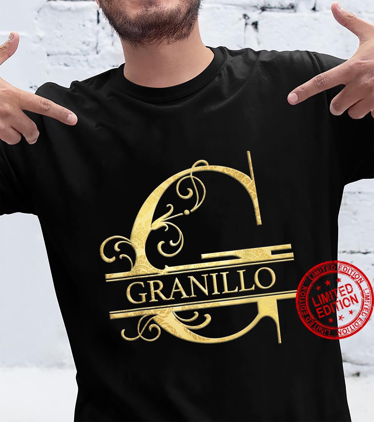 Granillo Name Shirt