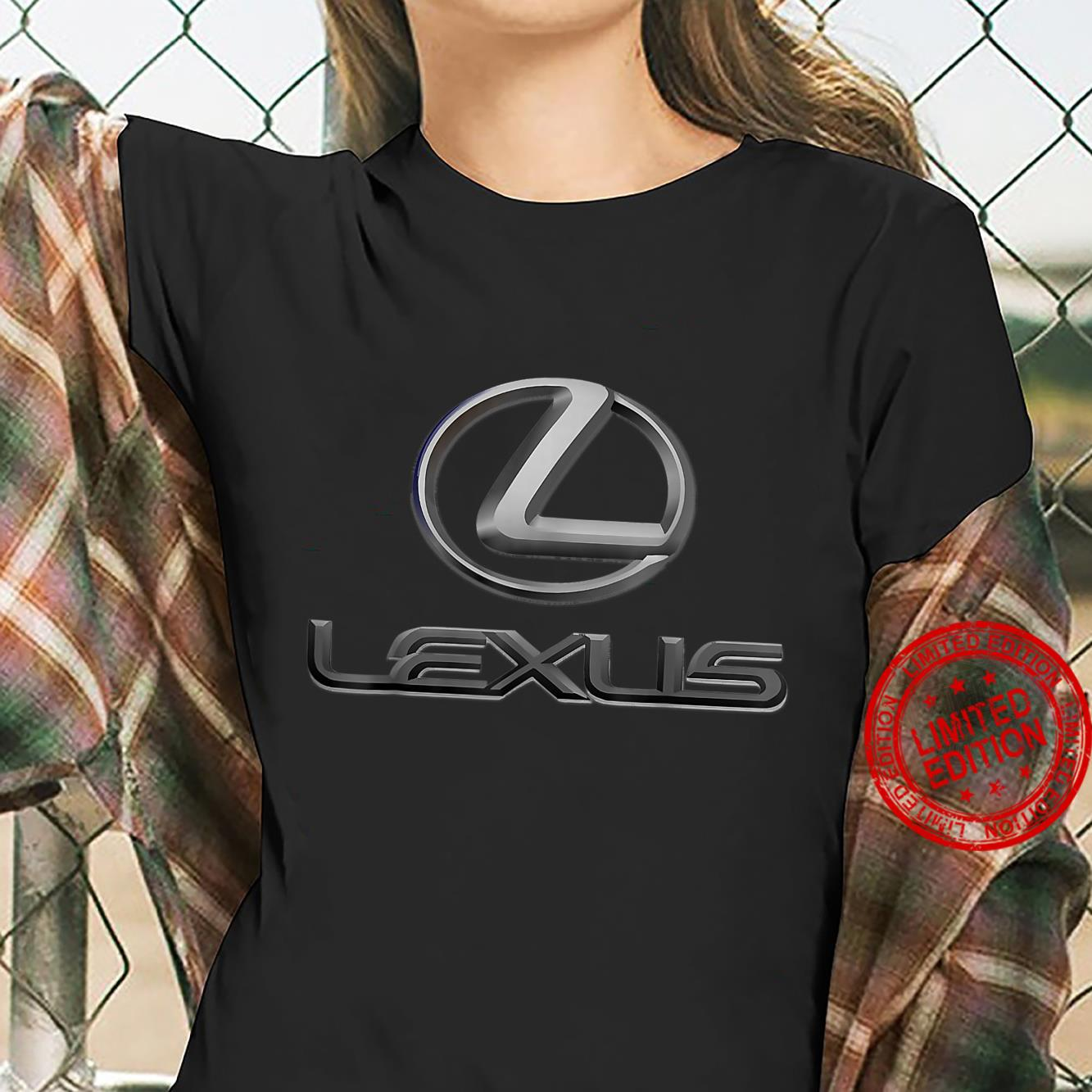 Lexu Logo Shirt ladies tee