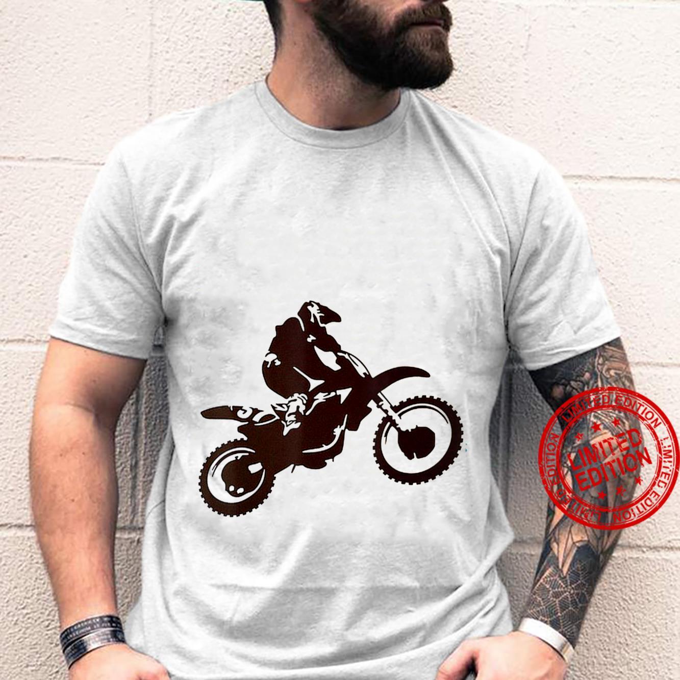 MotorX Silhouette Dirt Bike Shirt