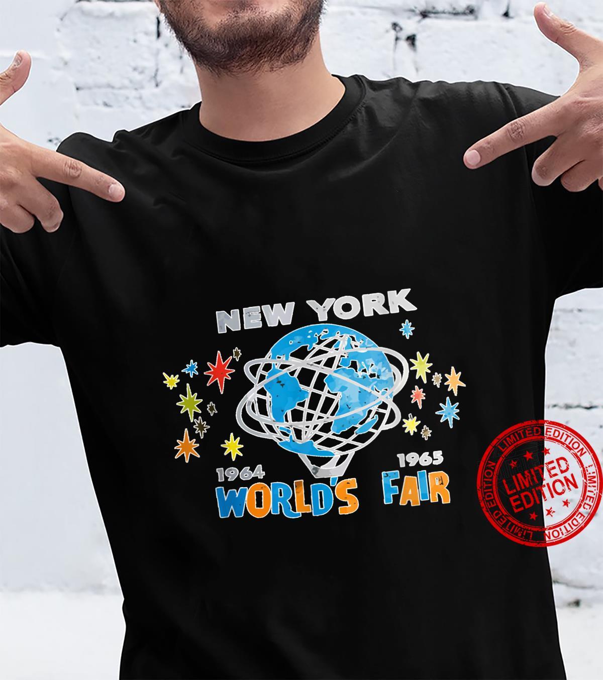 NewYorkWorldsFair19641965Tshirt Shirt