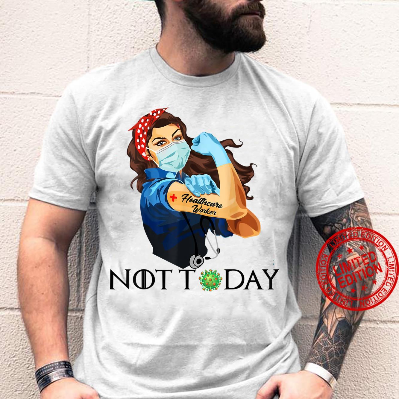 Nurse Healthcare Worker StrongTattoos Nurse Healthcare Shirt