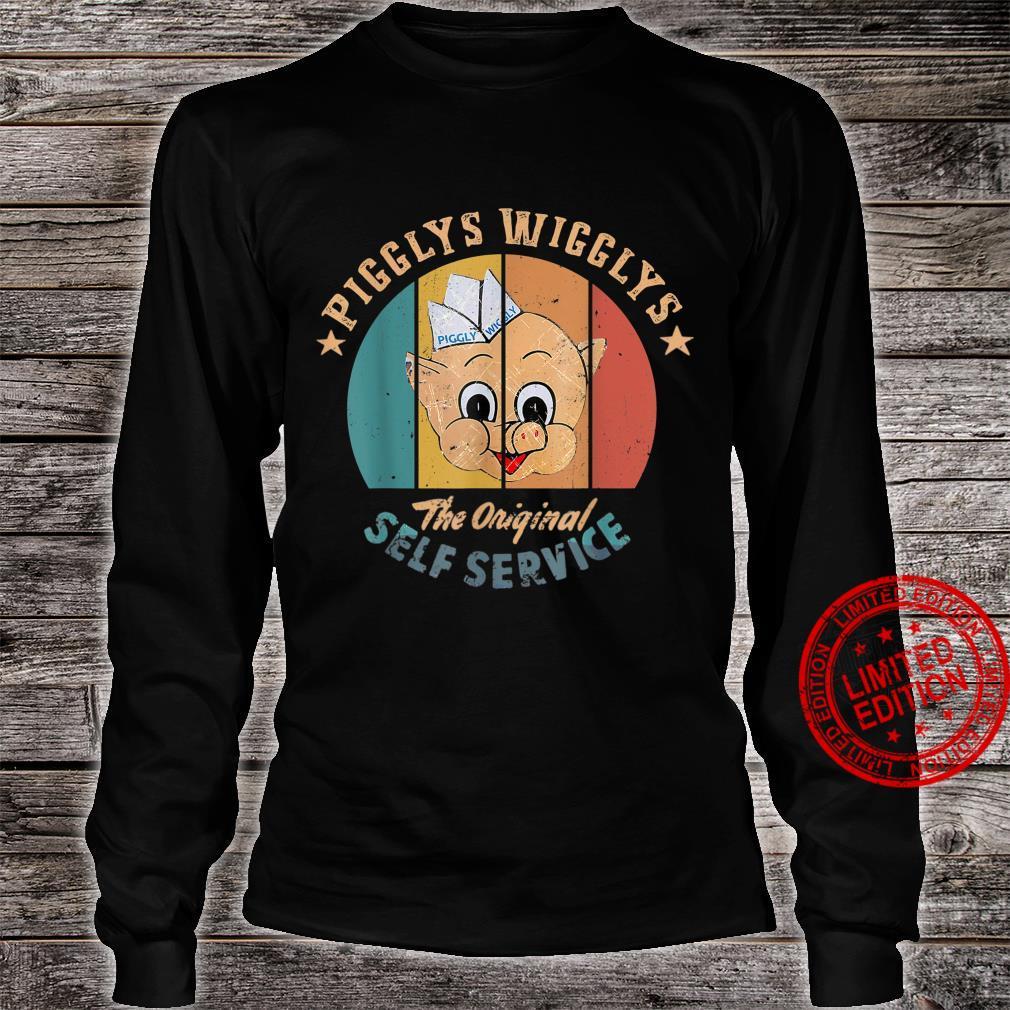 Pigglys Wigglys Vintage Shirt long sleeved
