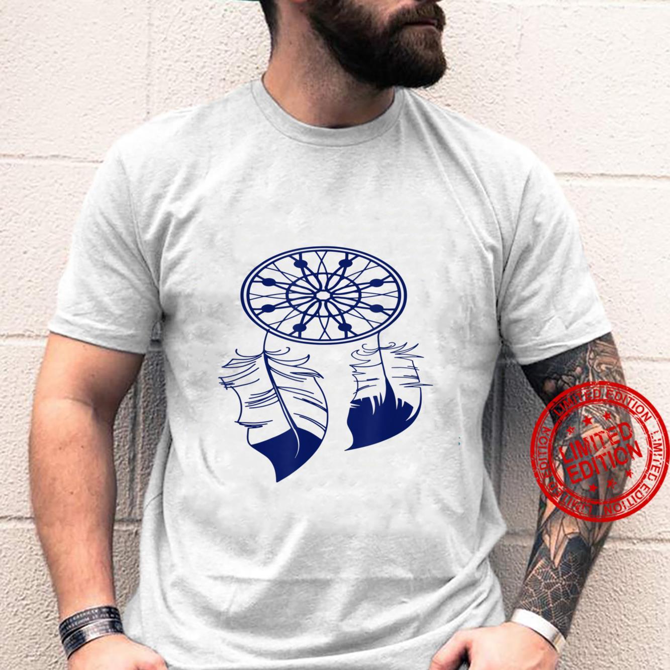 Traditional Native American Dream Catcher Decor Shirt