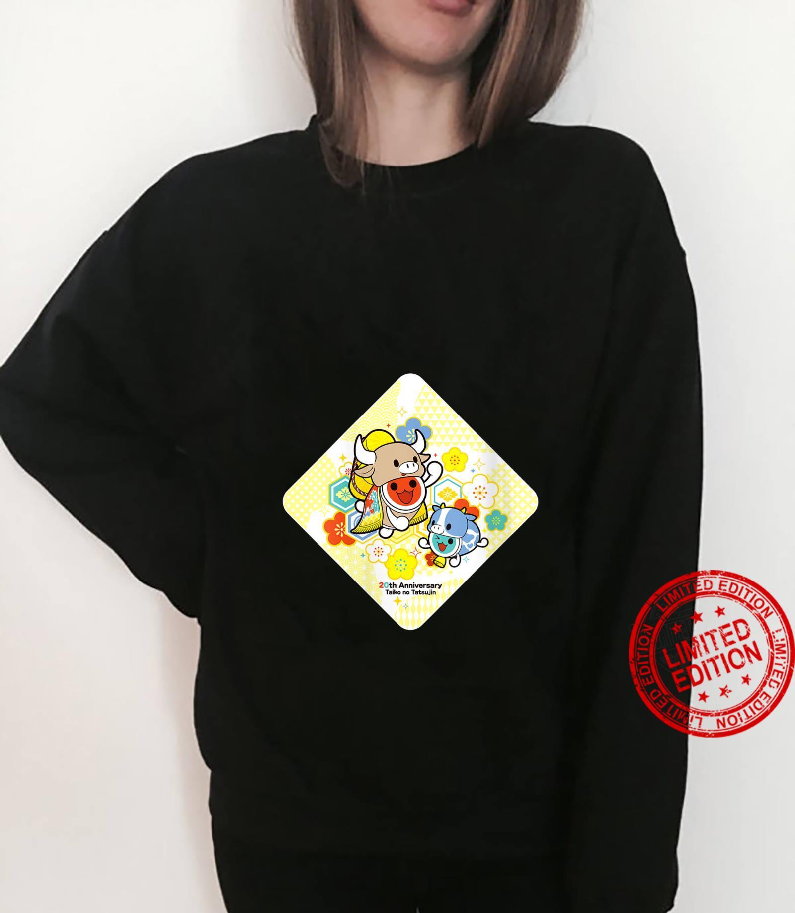 Womens Taiko no Tatsujin Shirt sweater