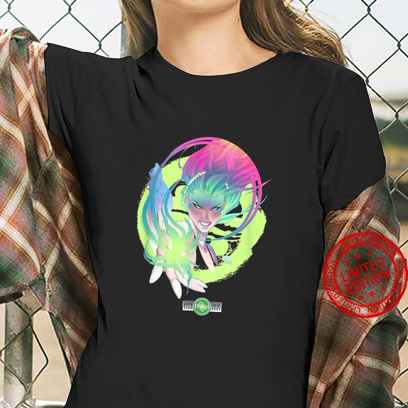Aspen Gear Limited Edition 003 March 2021 ONLY Shirt ladies tee
