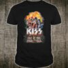 KISS End of the Road Explosion Shirt