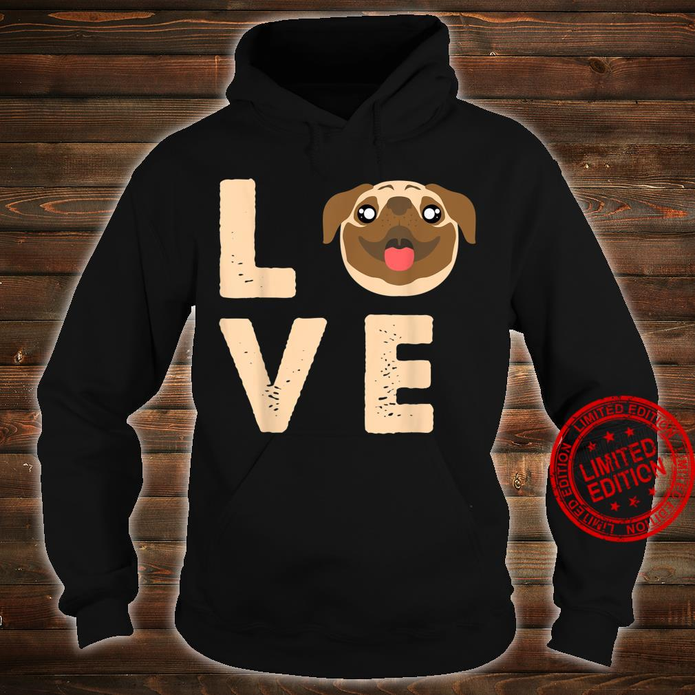 Love Heart Animal Bestfriend Pet Canine Owners Dog Shirt hoodie