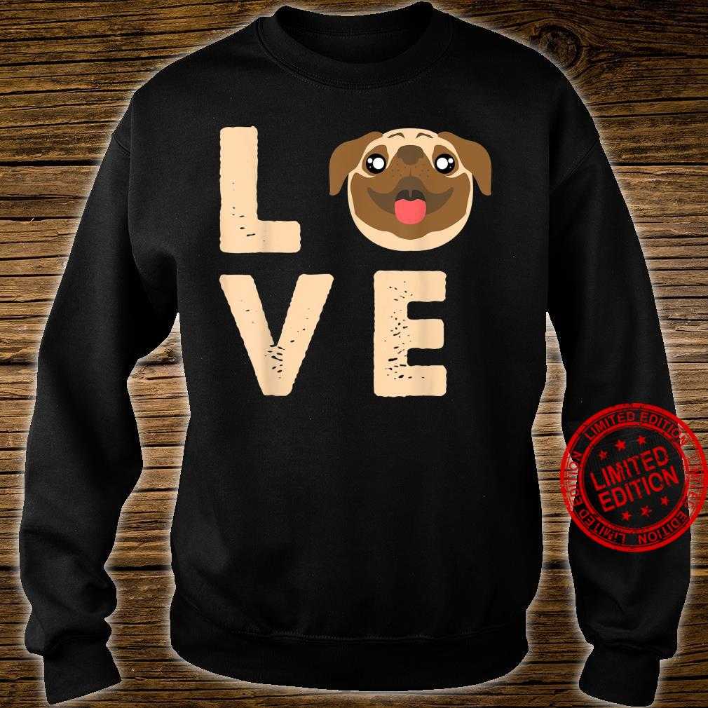Love Heart Animal Bestfriend Pet Canine Owners Dog Shirt sweater
