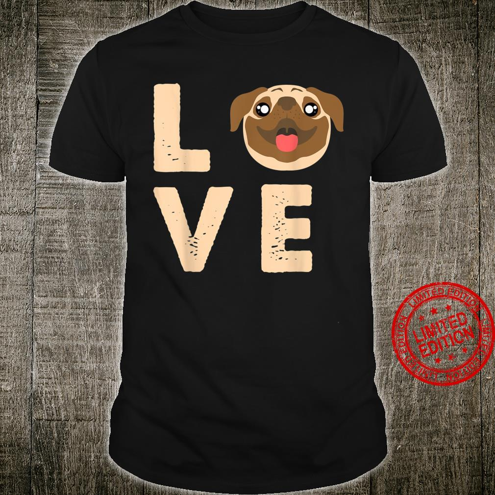 Love Heart Animal Bestfriend Pet Canine Owners Dog Shirt