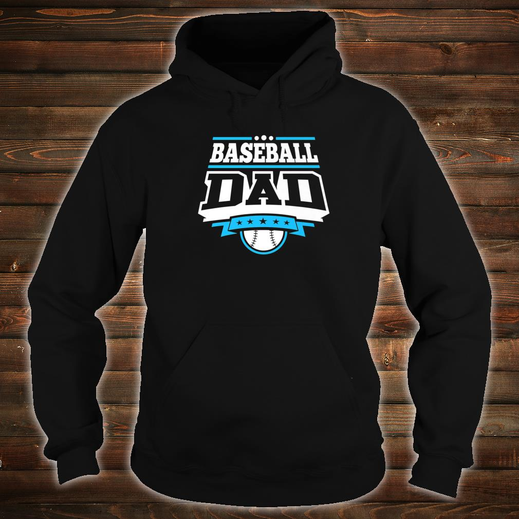 Mens Baseball Dad Shirt hoodie