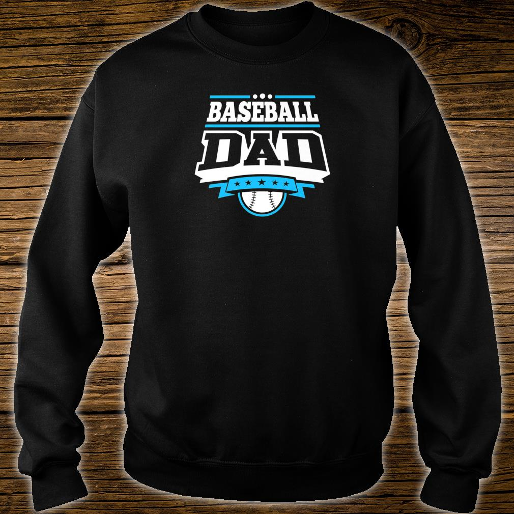 Mens Baseball Dad Shirt sweater