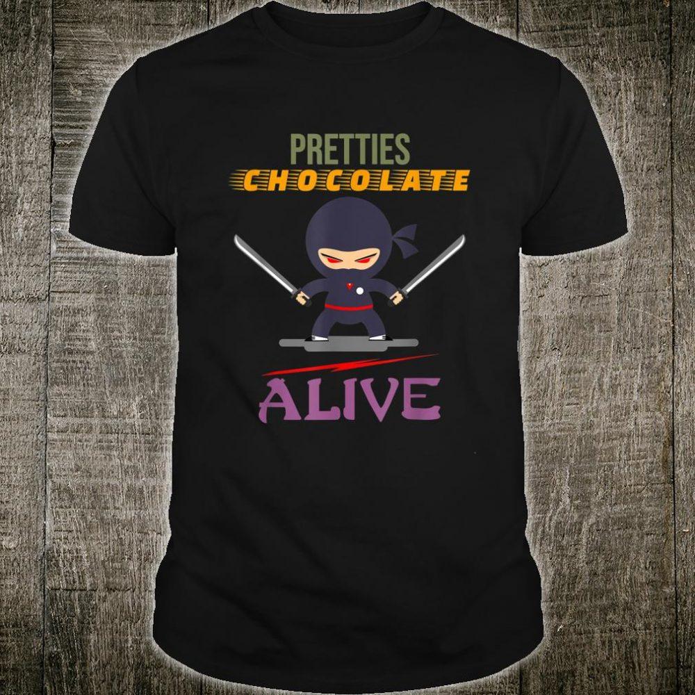 Ninja alive Shirt