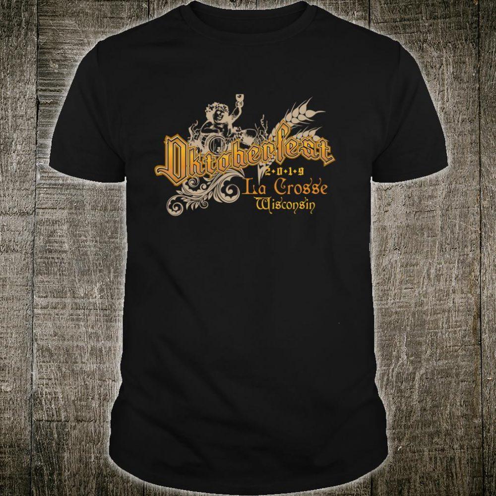 Oktoberfest La Crosse Wisconsin Beers Souvenir Shirt