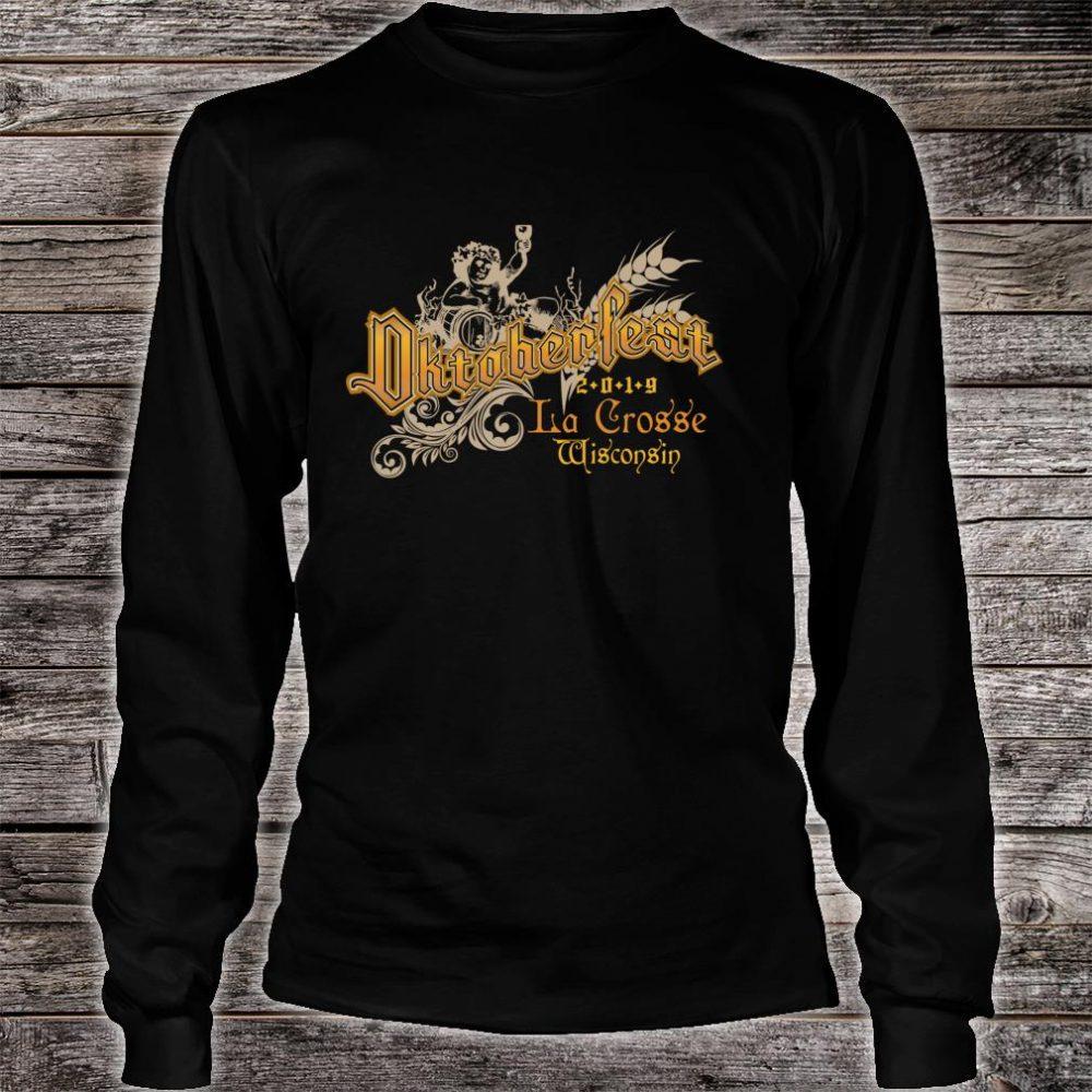 Oktoberfest La Crosse Wisconsin Beers Souvenir Shirt long sleeved