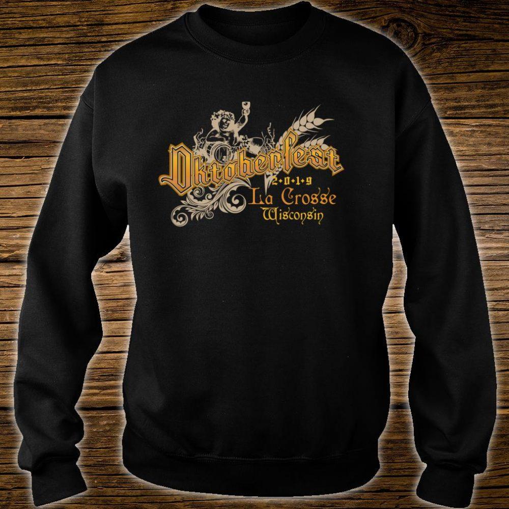 Oktoberfest La Crosse Wisconsin Beers Souvenir Shirt sweater