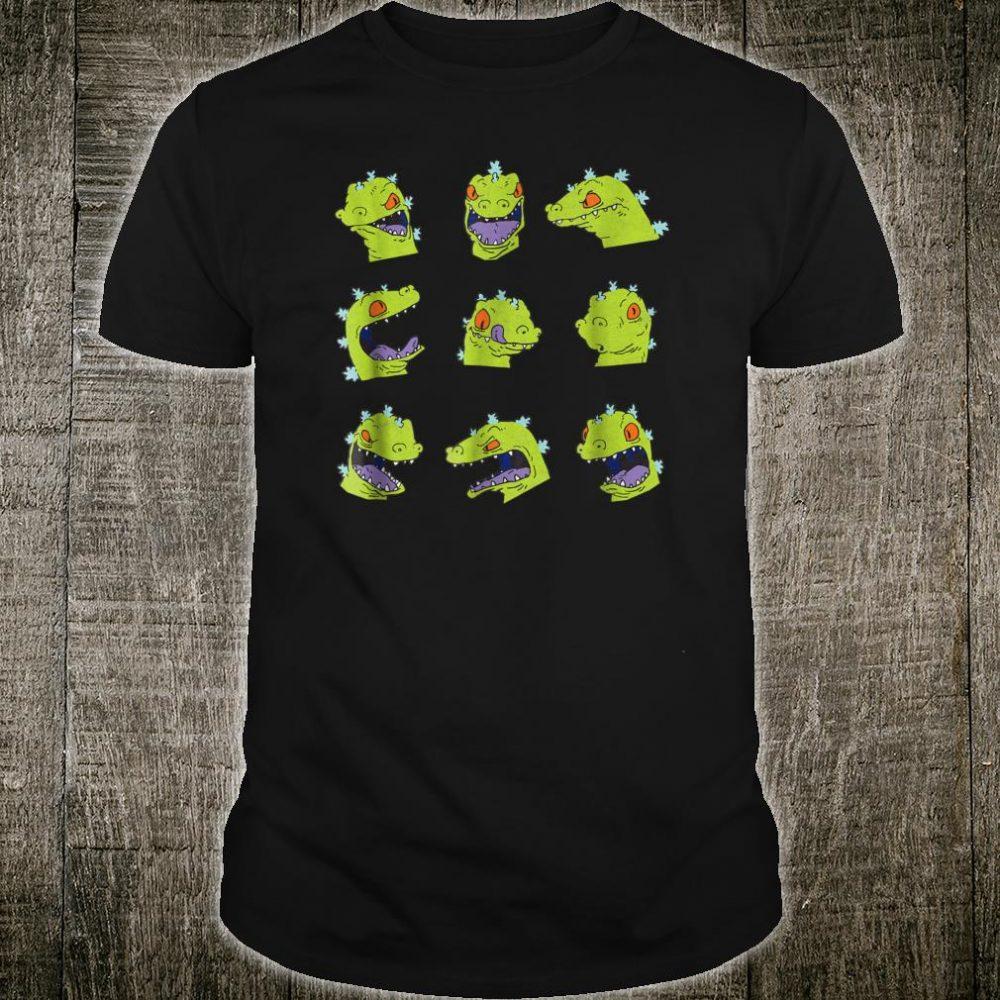 Reptar Heads Shirt