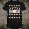Süßes Einhorn Katzen mit Regenbogenfarben Fabelwesen Shirt