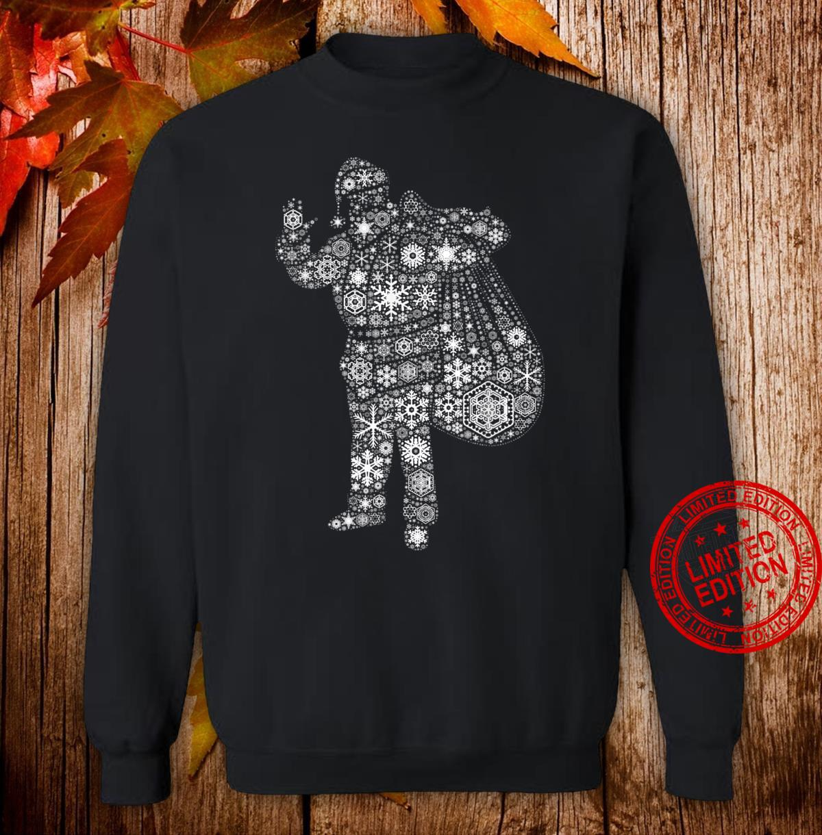 Snowflake Merry Christmas 2020 Santa Claus Shirt sweater