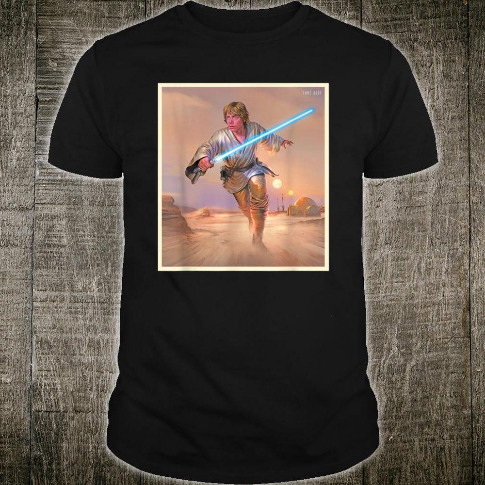 Star Wars Luke Skywalker True Jedi Shirt