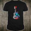 TATTOO Tribal pattern UKULELE - Hawaii Music shirt