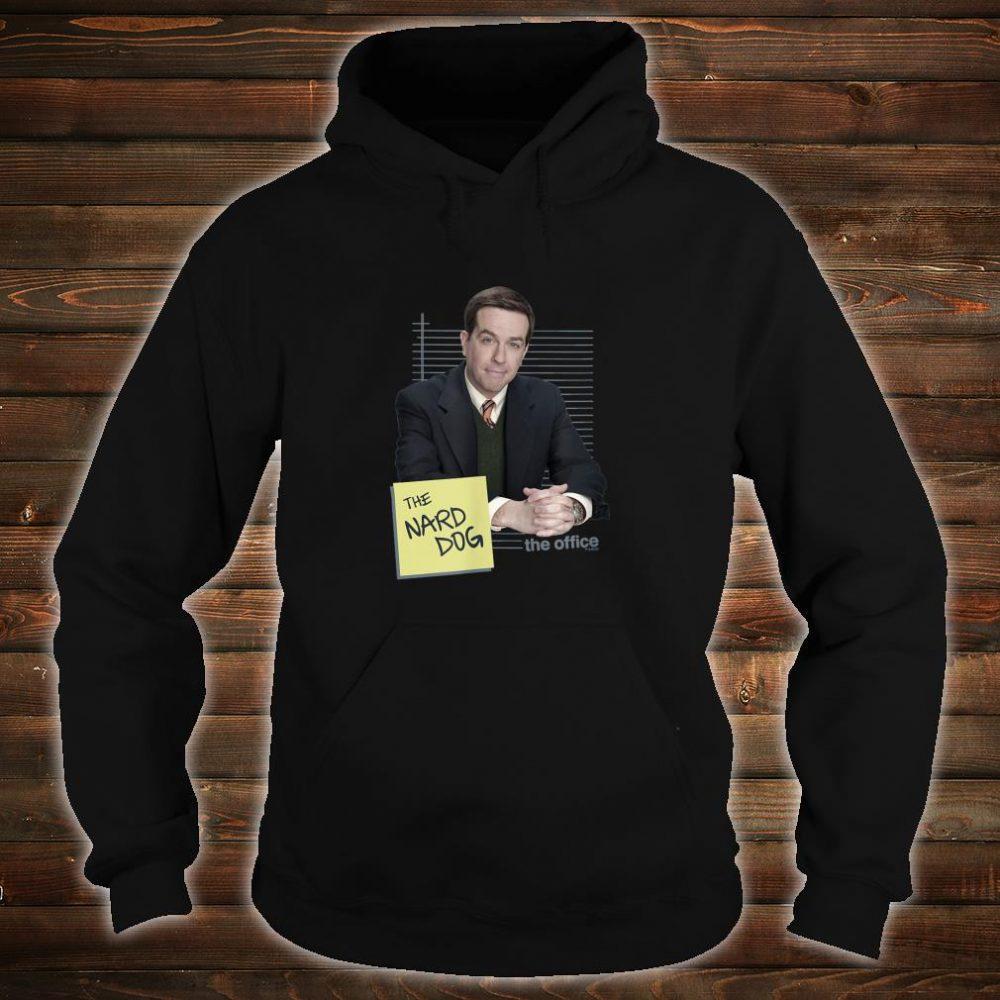 The Office Andy Bernard Nard Dog Standard Shirt hoodie