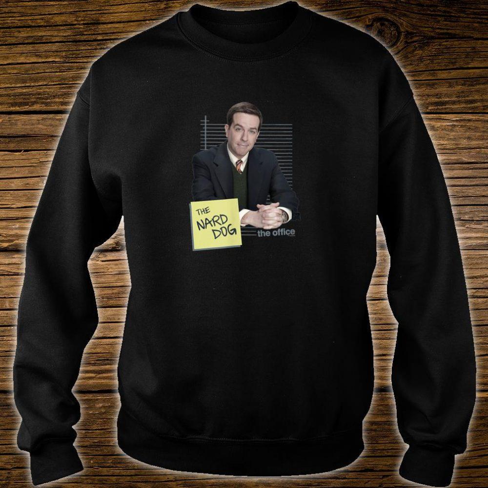 The Office Andy Bernard Nard Dog Standard Shirt sweater
