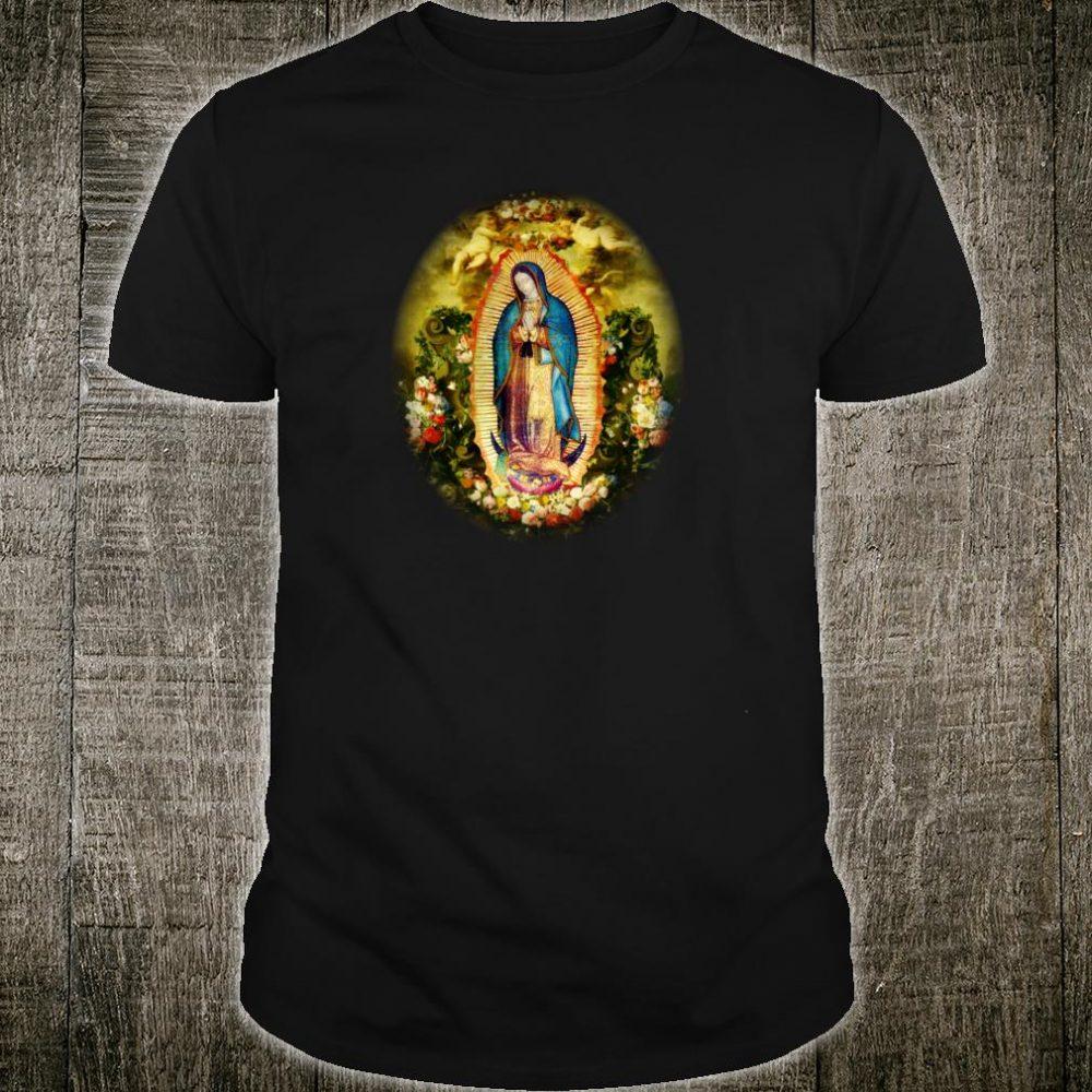 Unsere Liebe Frau Guadalupe mexikanische Jungfrau Maria 100 Shirt